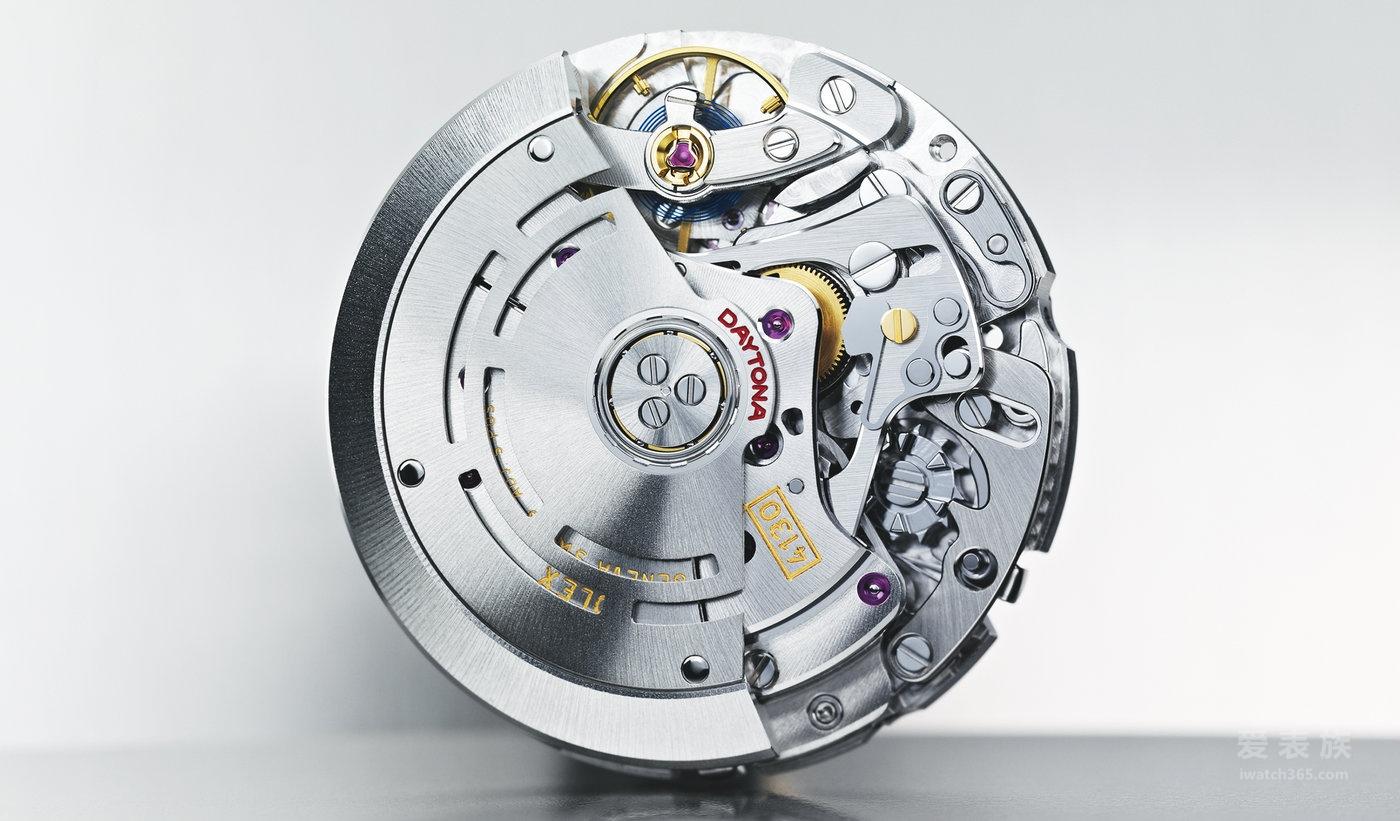 劳力士圣诞腕表推荐——蚝式恒动宇宙计型迪通拿腕表