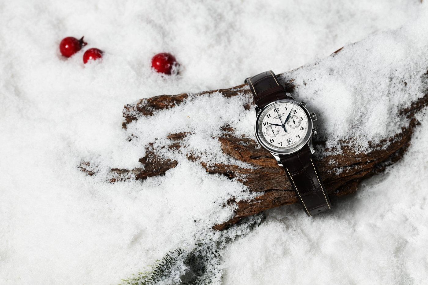 圣诞甄选,赠予爱与时光 浪琴表优雅时计定格浓情瞬间