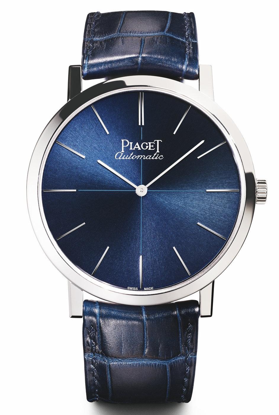 伯爵Piaget Altiplano系列 传世腕表典范 欢庆诞生60周年