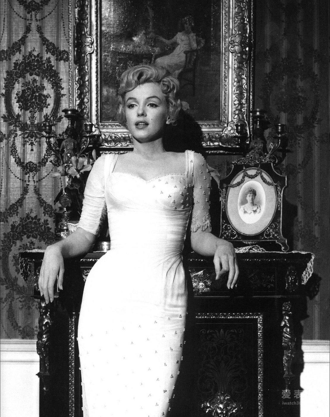 宝珀——《玛丽莲·梦露的巅峰时刻》