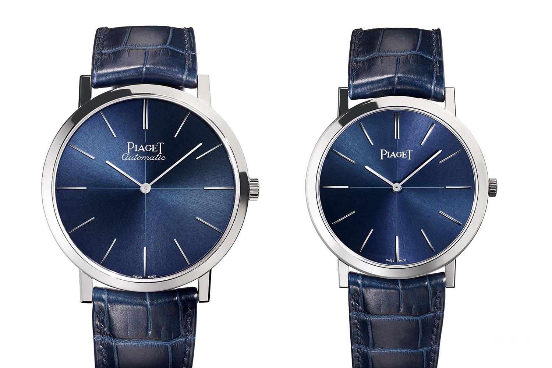 专业超薄60年——伯爵Altiplano系列60周年纪念超薄限量款腕表