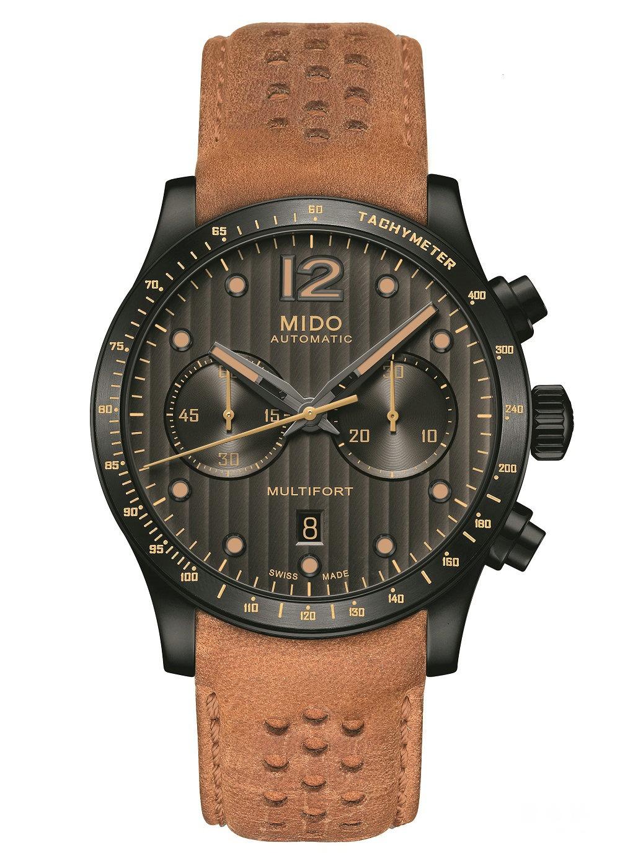 一块腕表的N种戴法,百变腕间风情 瑞士美度表岁末精选腕表推荐