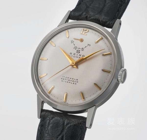 品味情怀——精工Presage系列60周年纪念限量版SARW027腕表