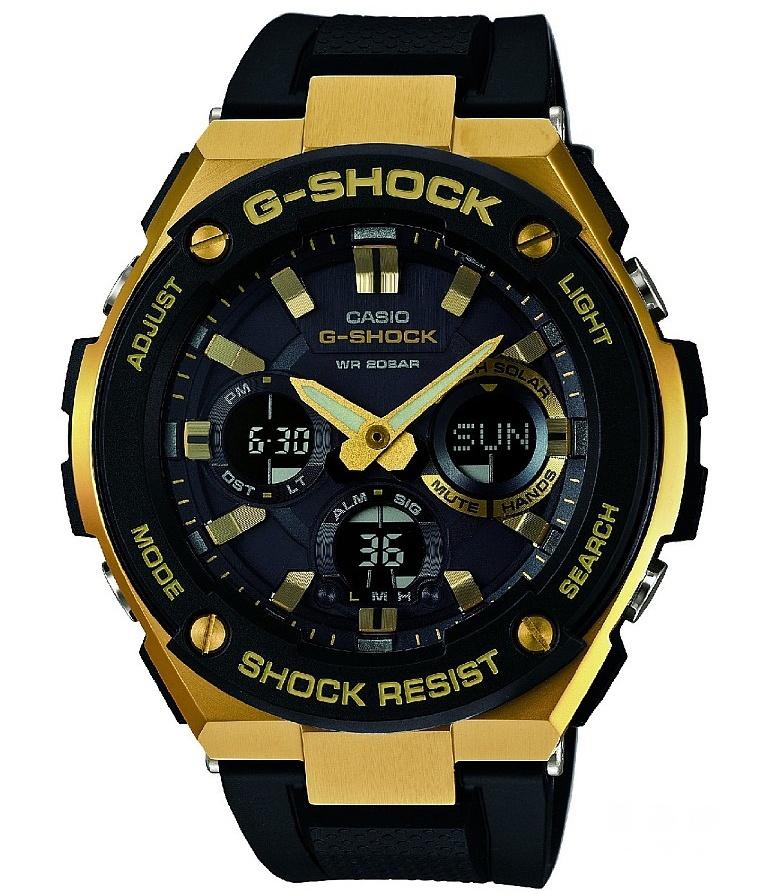 卡西欧 G-SHOCK G-STEEL全新系列完美展现异材质混搭