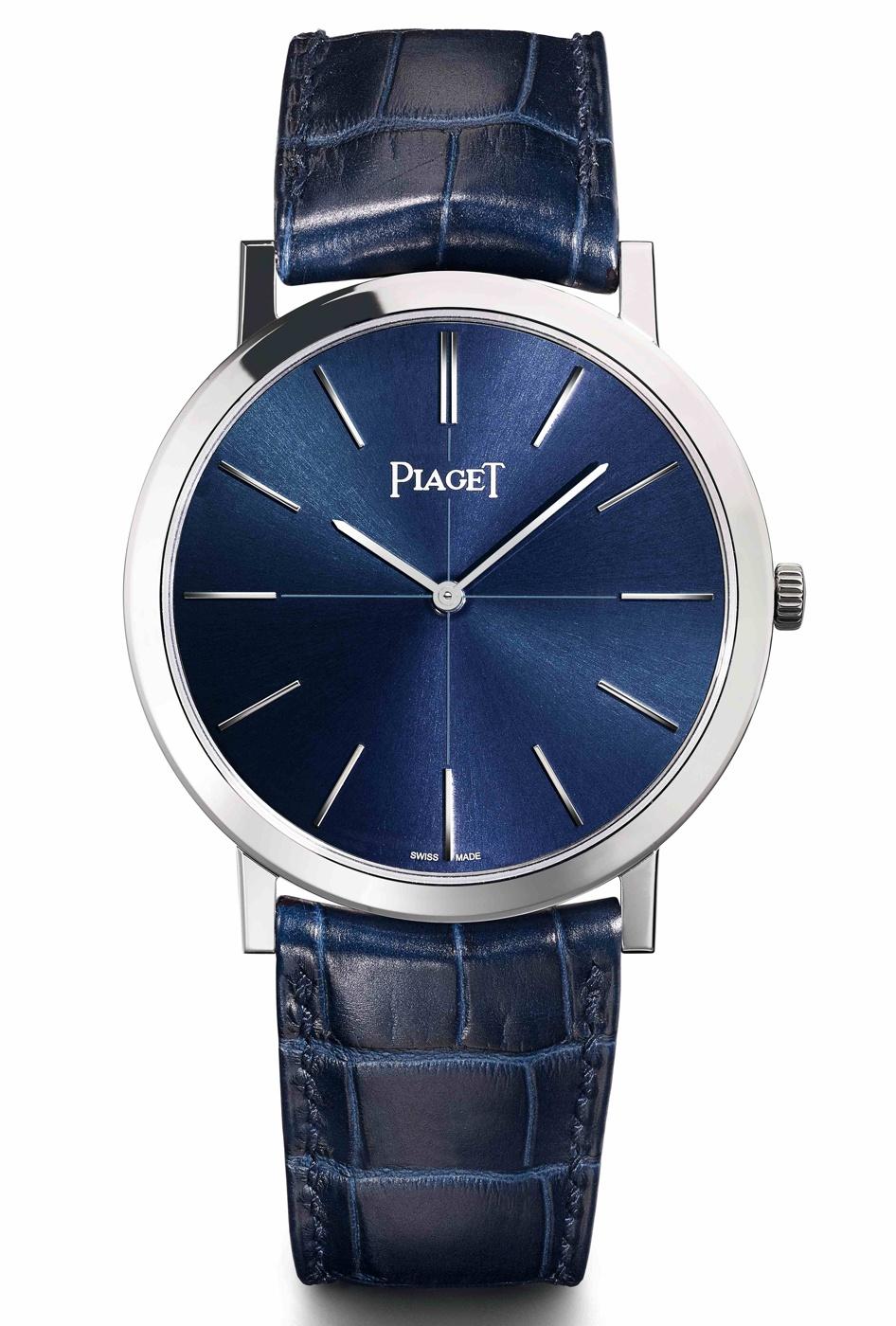 Piaget Altiplano系列 传世腕表典范 欢庆诞生60周年