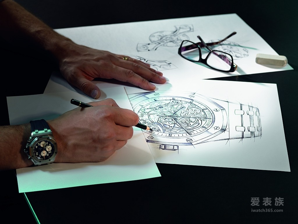 爱彼表——以高级制表美学贡献于艺术创造与创新