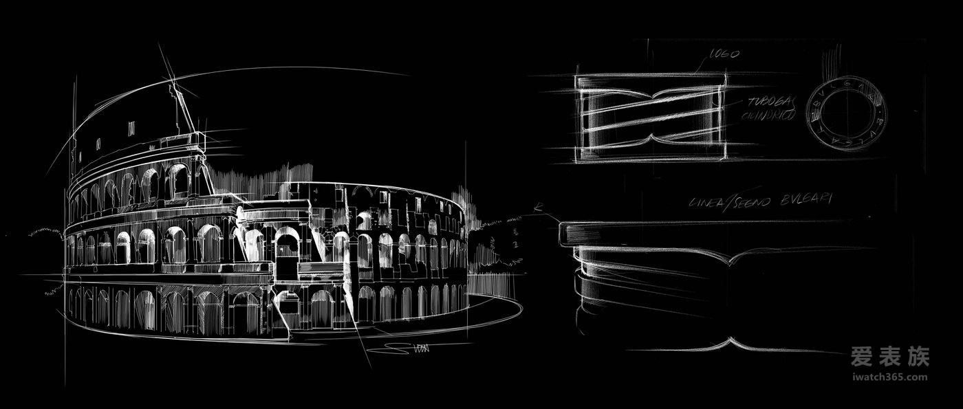 宝格丽×扎哈•哈迪德特别设计款: B.ZERO1系列 DESIGN LEGEND传奇绝作