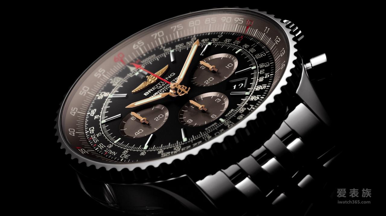 百年灵航空计时01(46毫米)限量版腕表