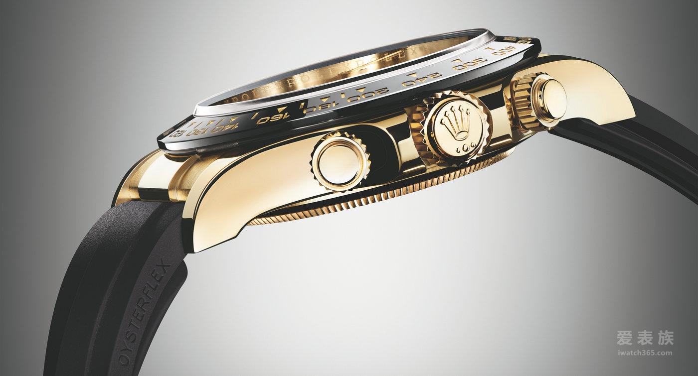 劳力士宇宙计型迪通拿系列116518LN计时腕表