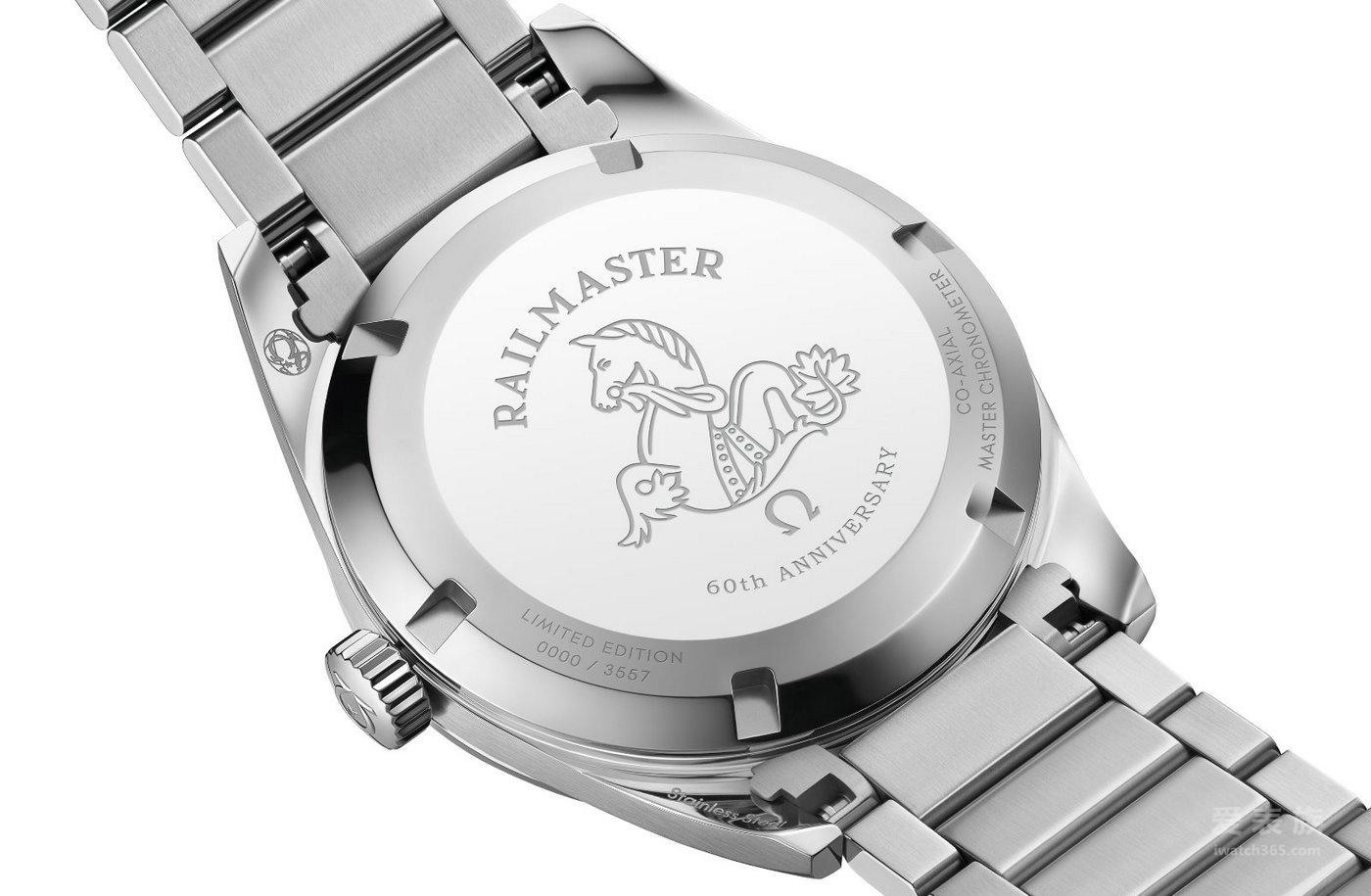 欧米茄海马300 60周年纪念限量版234.10.39.20.01.001自动腕表