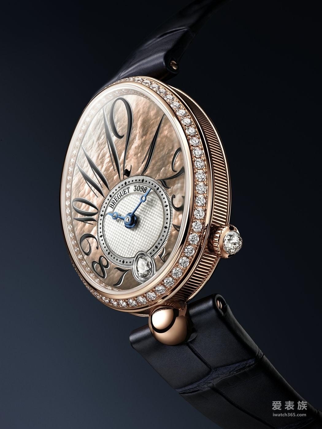 宝玑那不勒斯皇后系列Reine de Naples 8918腕表8918BR/5T/964 D00D