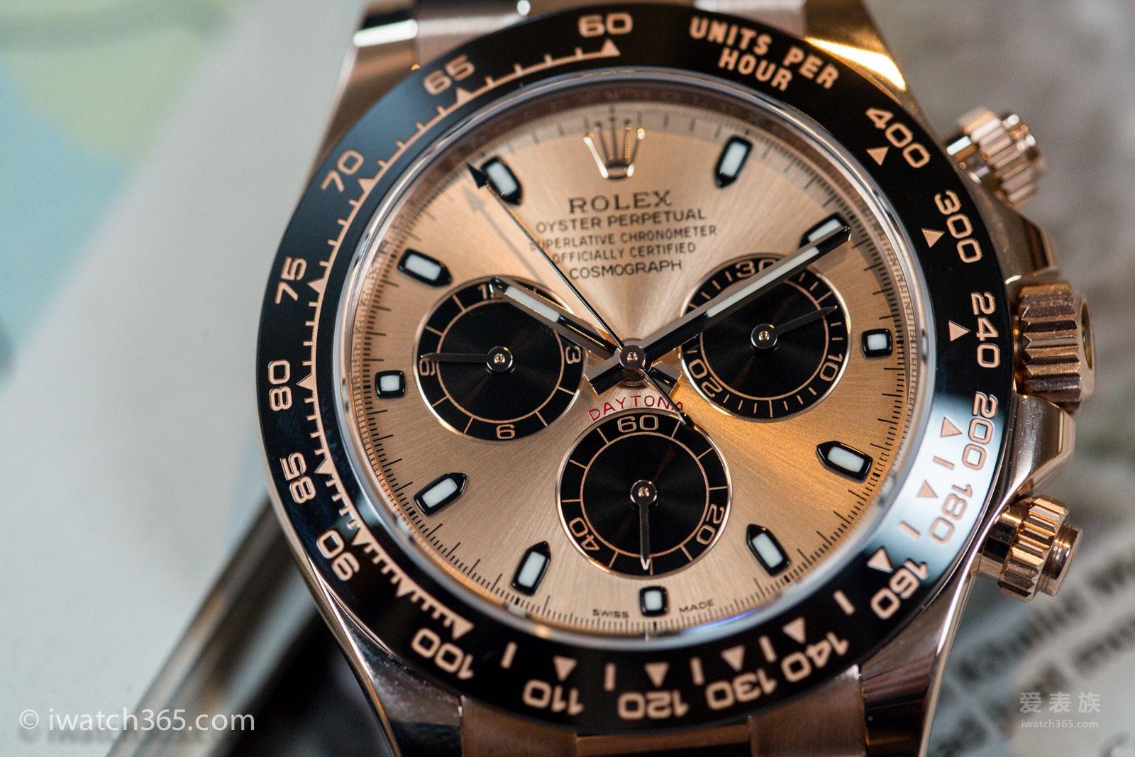 劳力士宇宙计型迪通拿系列116515ln-0013计时腕表