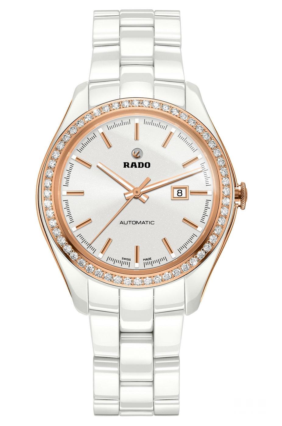 【2017巴塞尔钟表展新款】RADO瑞士雷达表全球品牌代言人汤唯亮相2017博鳌亚洲论坛