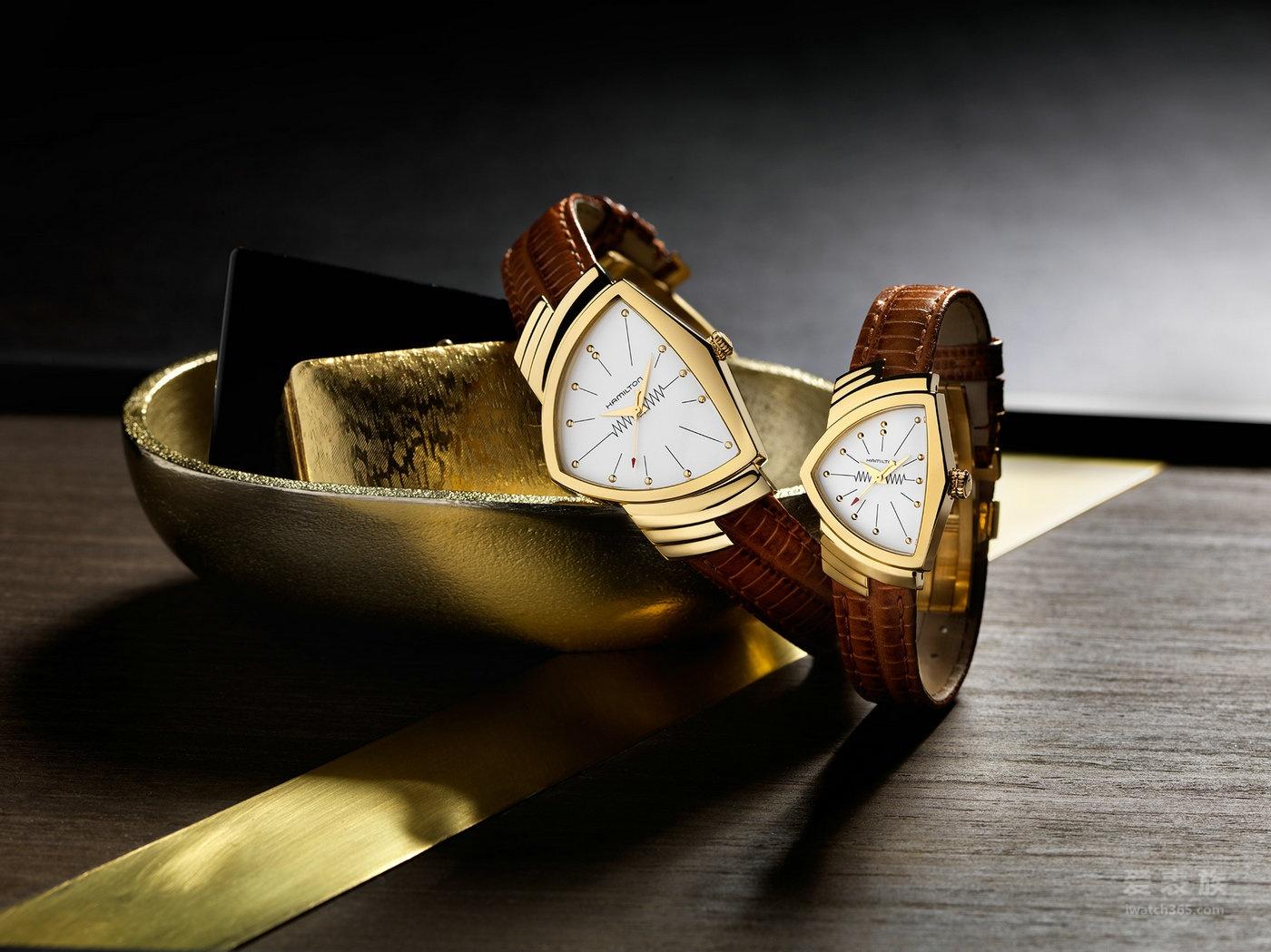 汉米尔顿探险系列H24301511石英腕表