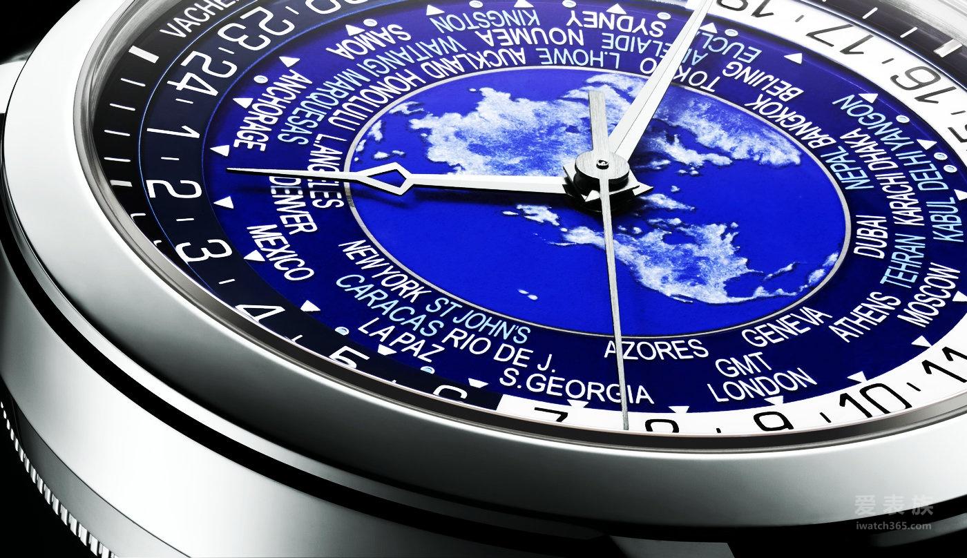 江诗丹顿Traditionnelle传袭系列世界时间腕表86060/000P-9772