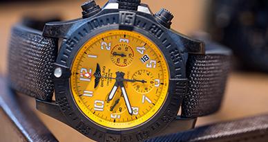 百年灵复仇者系列XB0170E4/I533/282S/X20D.4飓风腕表