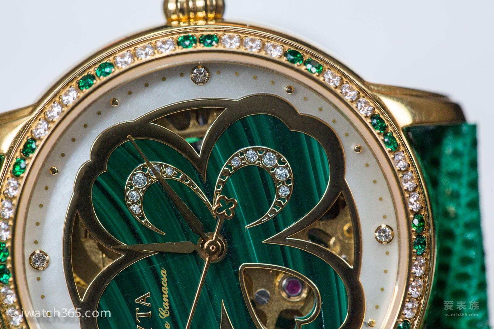 3.飞亚达四叶草&极限系列30周年纪念款腕表