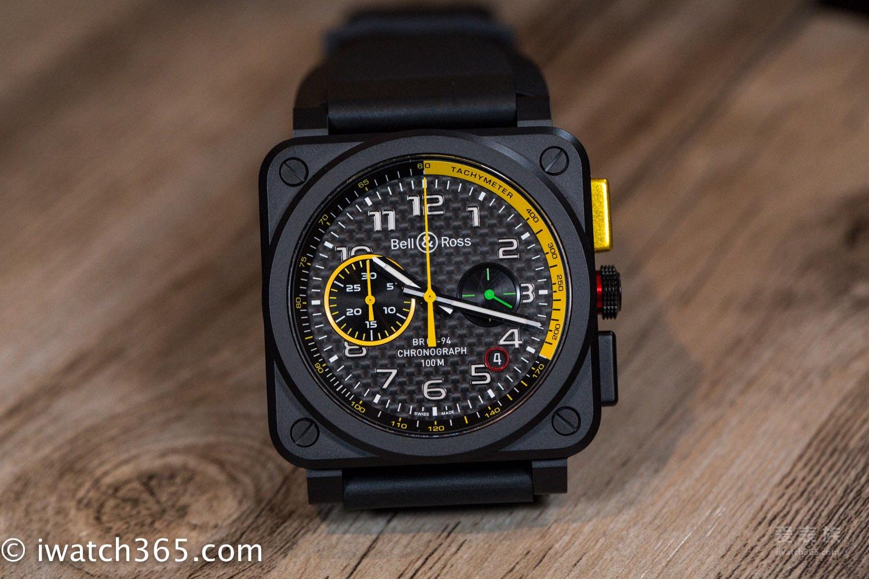 2017年巴塞尔表展上五款以汽车为设计灵感来源的腕表
