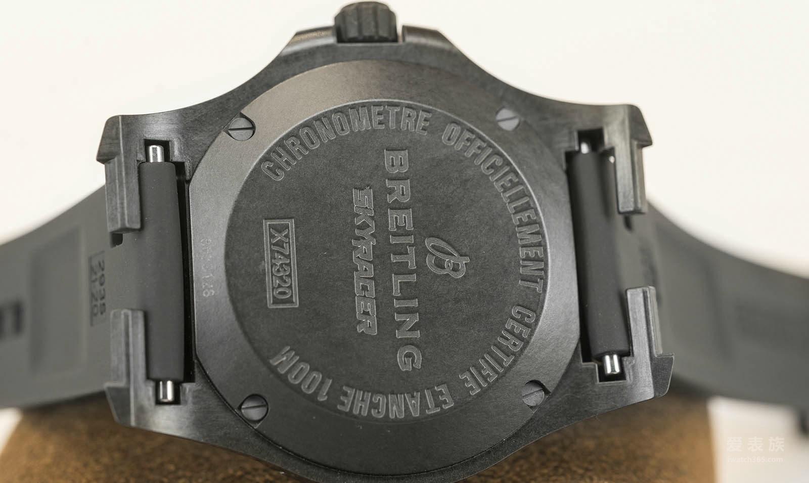 价格诱人的新生代百年灵——百年灵挑战者系列Colt Skyracer天竞腕表