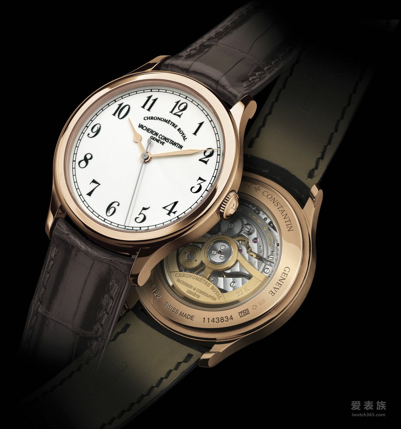 向百年光辉致敬 Historiques历史名作系列Chronomètre Royal皇家天文台 1907