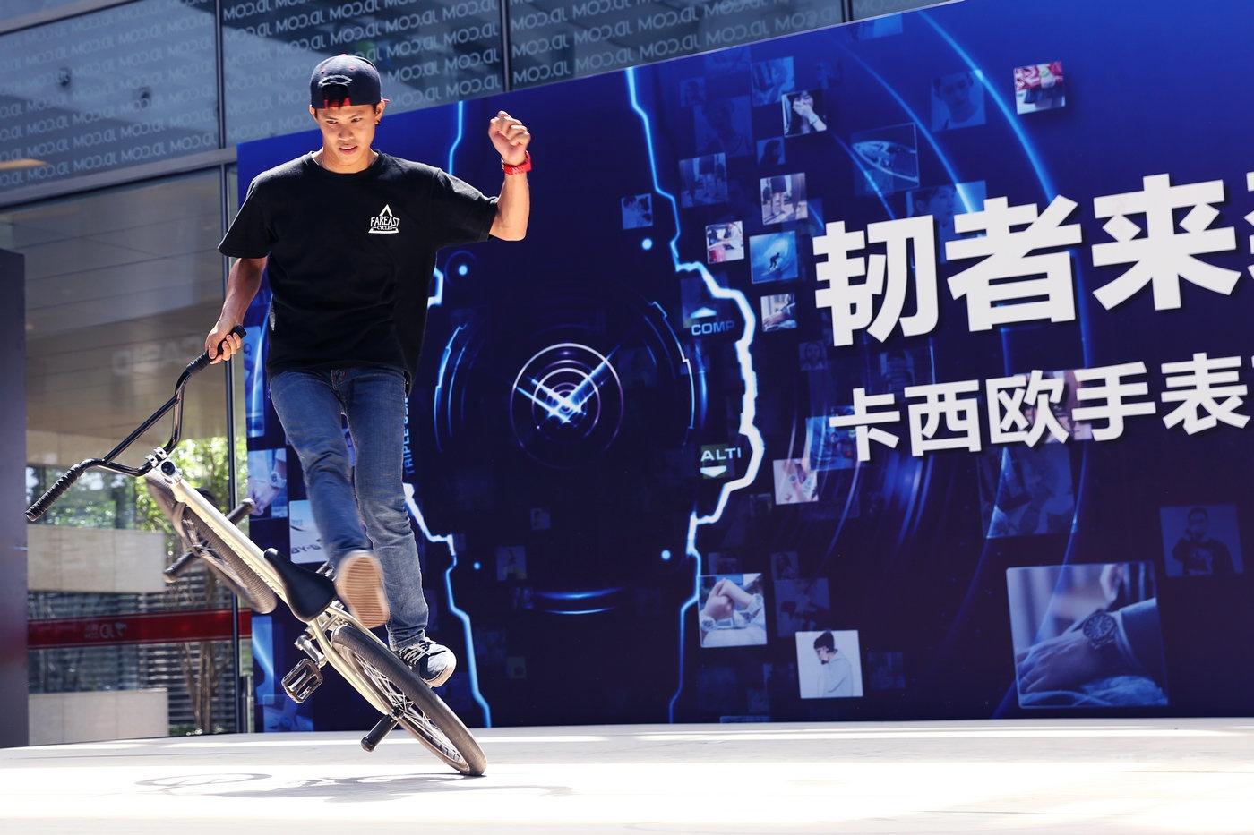 卡西欧手表京东旗舰店盛大开业,G-SHOCK狂潮势不可挡