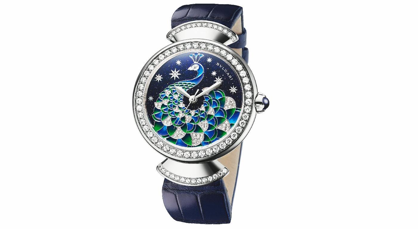 BVLGARI宝格丽DIVAS' DREAM系列腕表