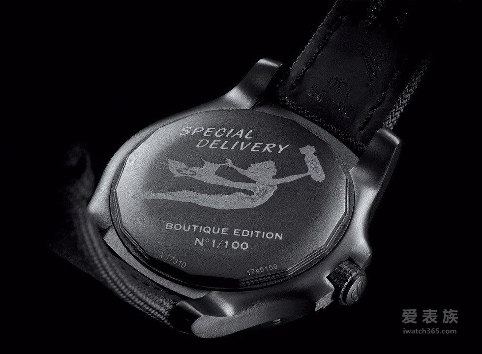 百年灵航空计时系列Chronoliner B04精品店特别款多时区腕表