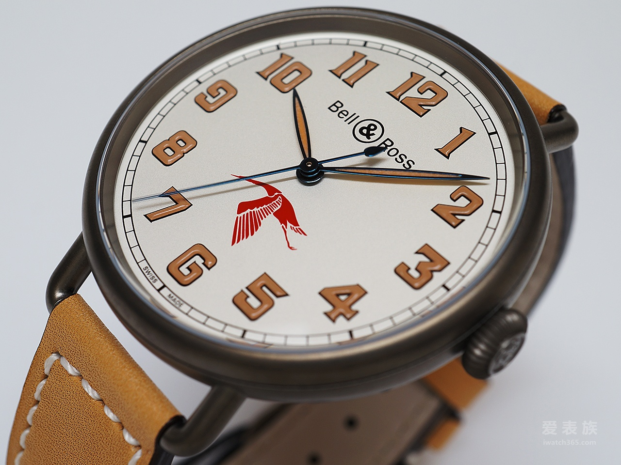 柏莱士VINTAGE系列BRWW192-GUYNEMER男士腕表