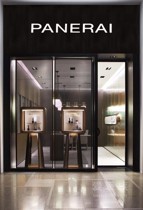 沛纳海重新揭幕马尼拉GREENBELT 5专卖店