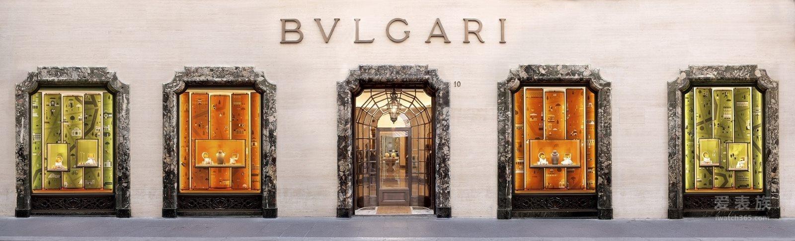 BVLGARI宝格丽夏日特别推荐 开启罗马假日欢愉之旅