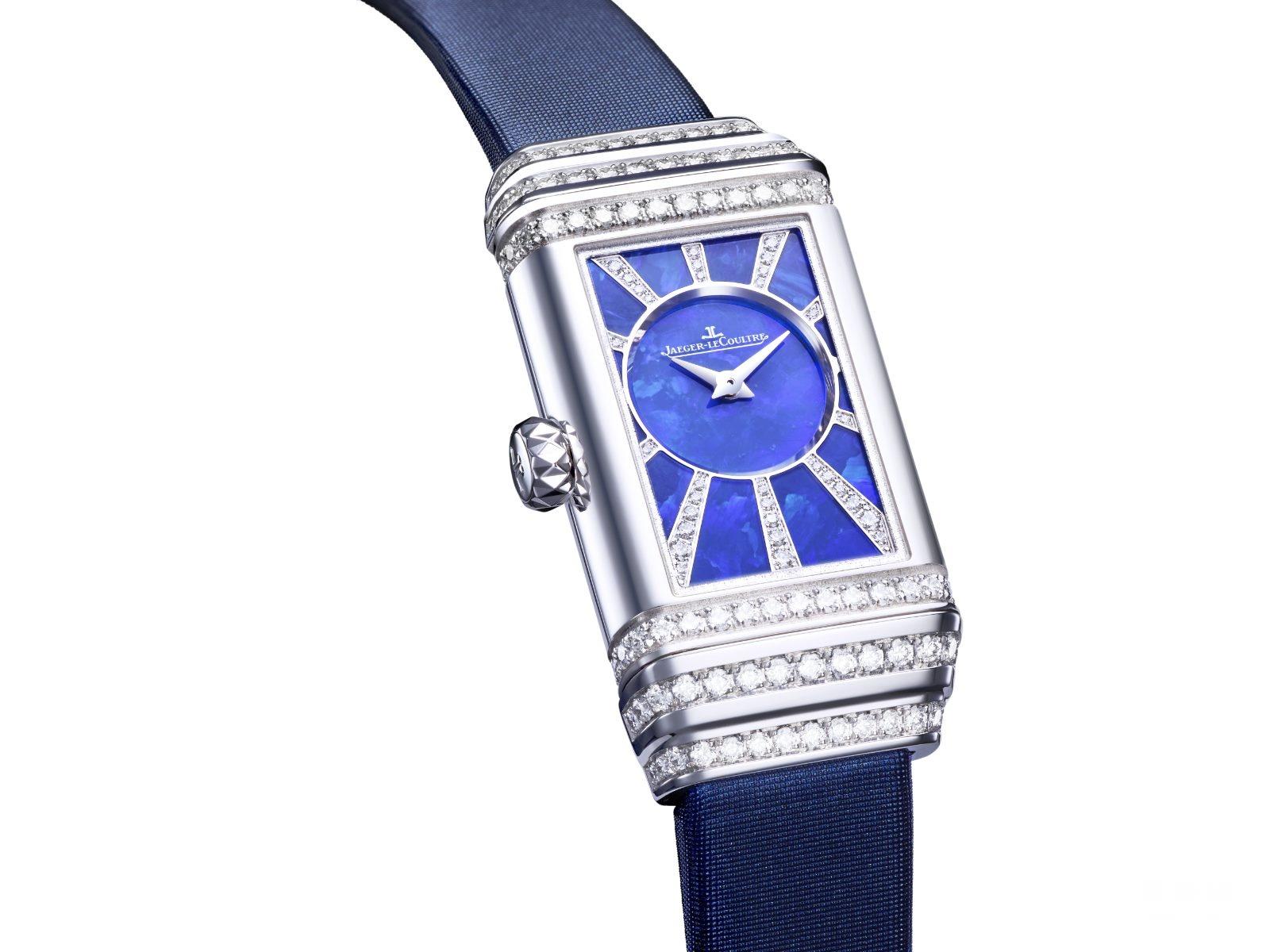 积家高级珠宝腕表 赞颂时间的艺术