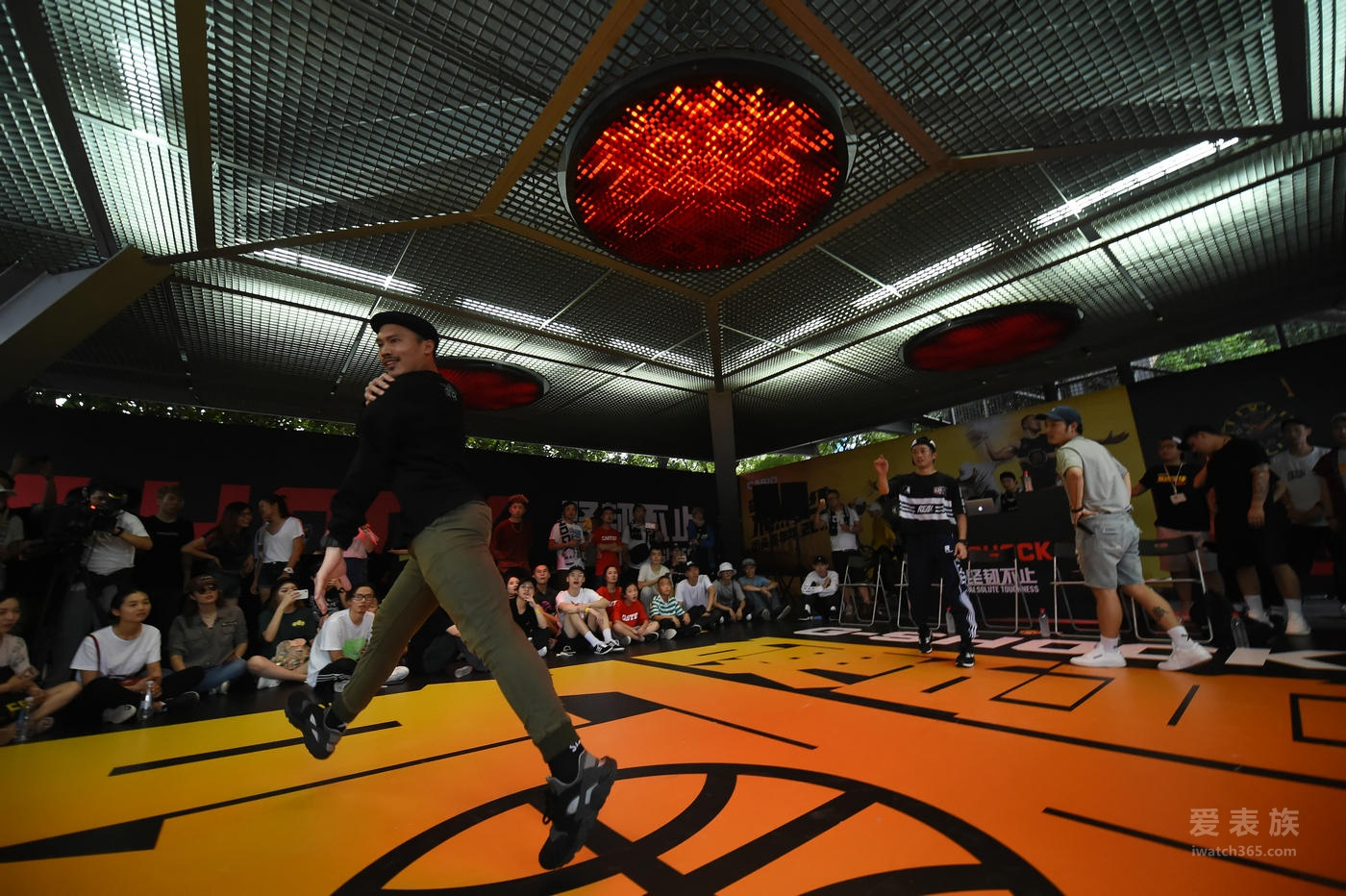 """王者之冠,不热不斗! 直击卡西欧G-SHOCK""""硬碰硬""""嘉年华上海总决赛"""
