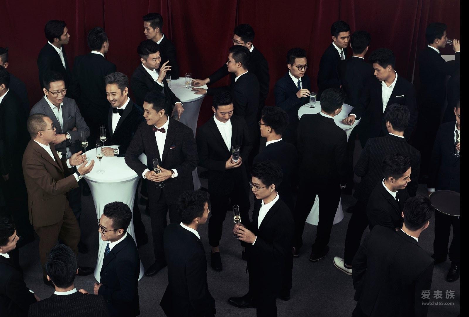 宝珀Blancpain携手品牌大使暨挚友发布年度主题,致敬浮世之中的坚持
