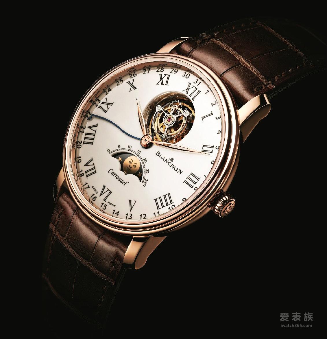 腕间有月,皆是团圆 宝珀Blancpain中秋腕表推荐