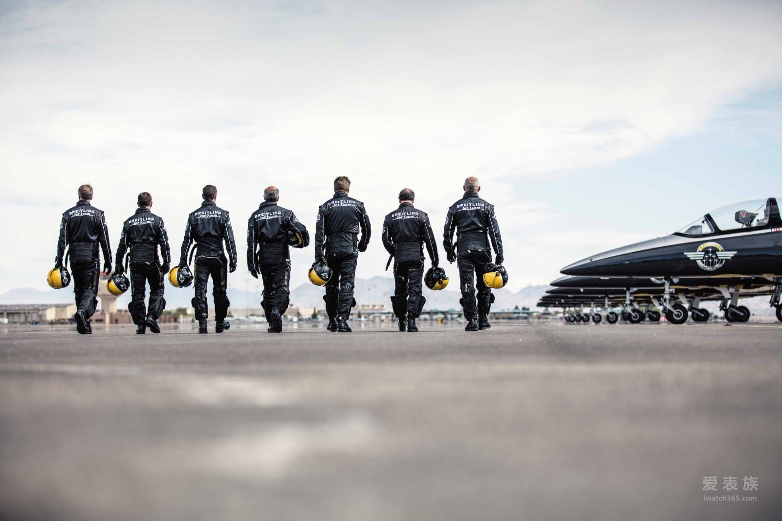 百年灵喷气机队——飞向未来的最佳伙伴