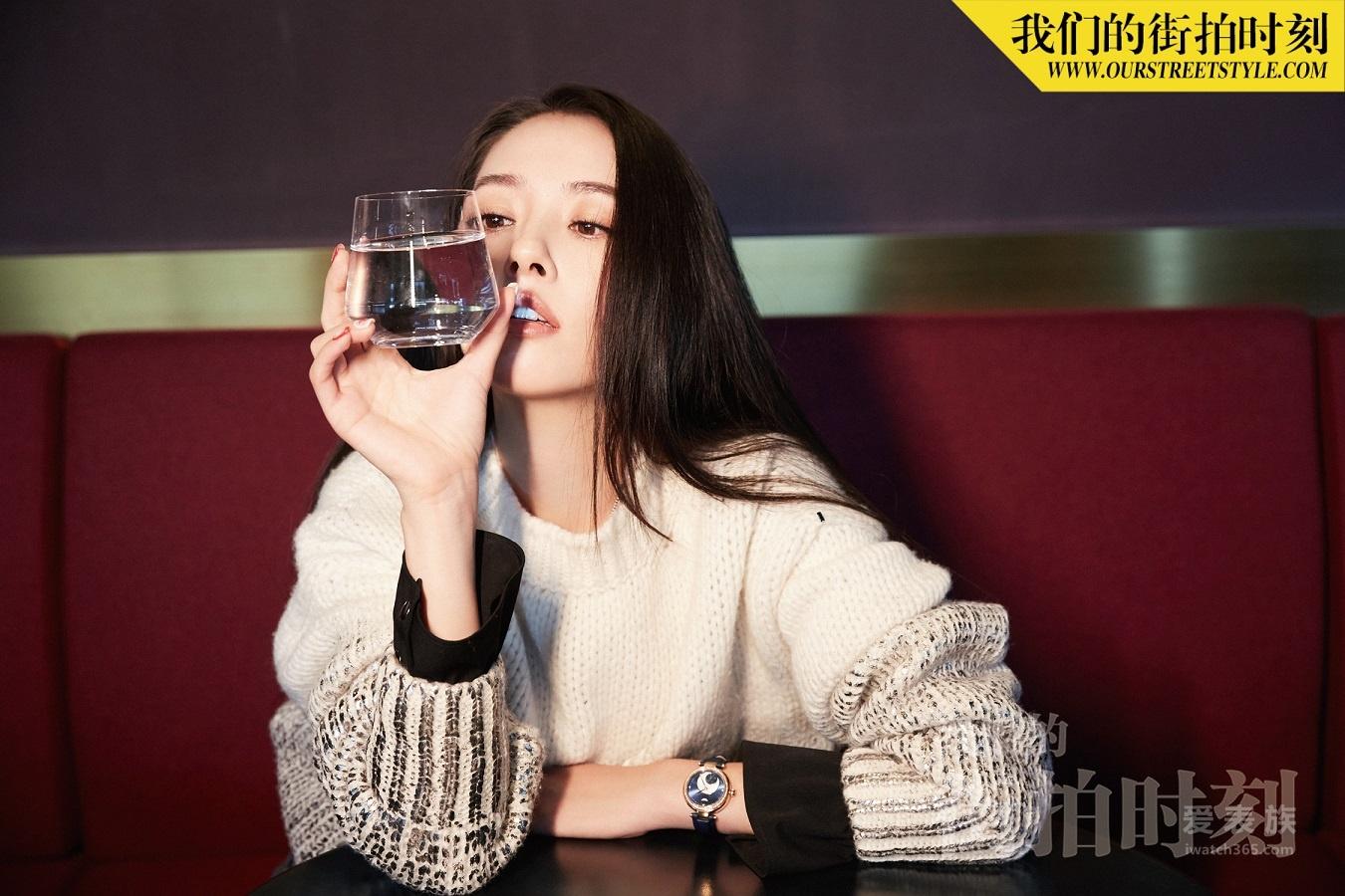 郭碧婷优雅诠释北京表灵动之美