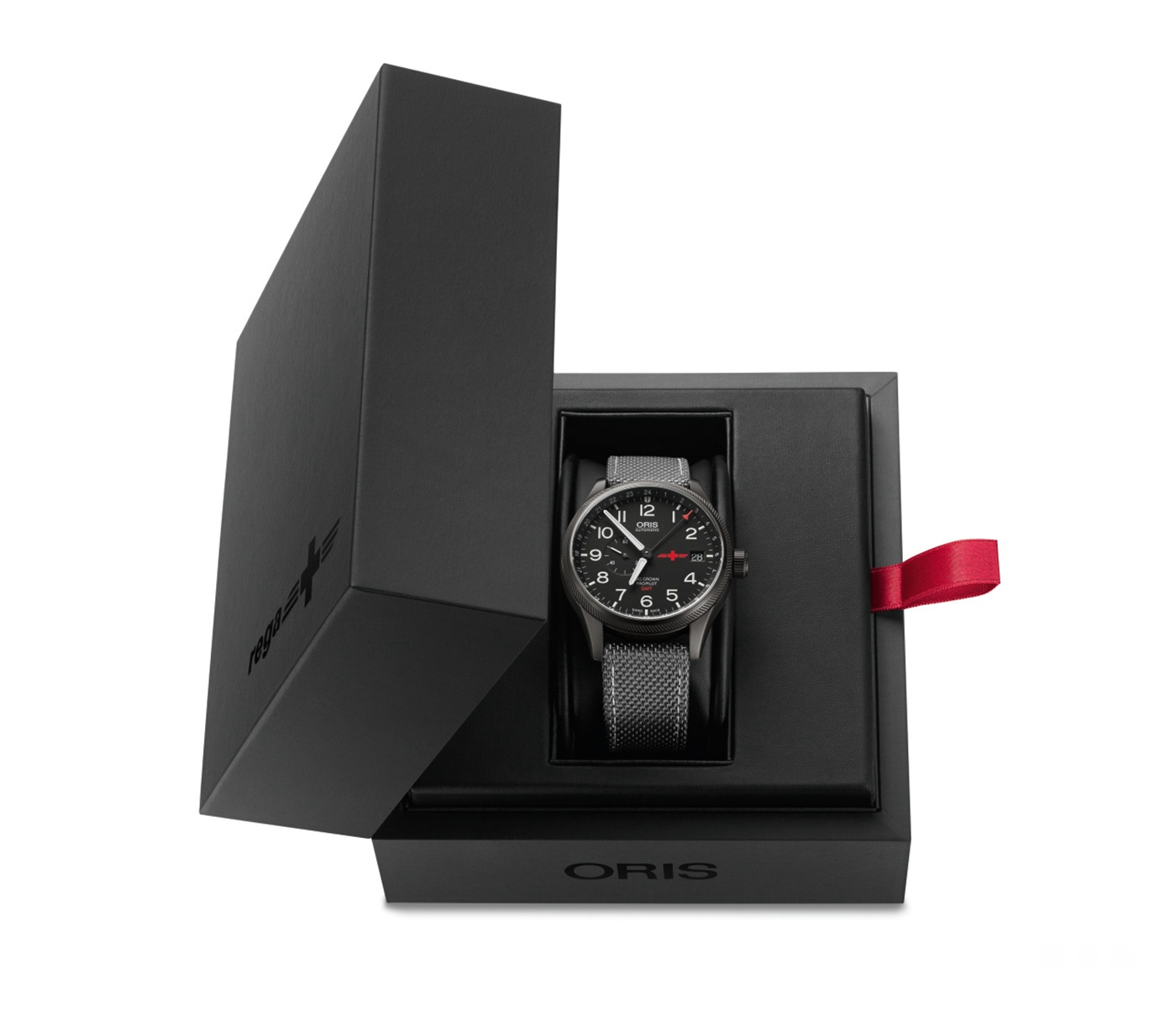 豪利时 REGA GMT限量版腕表 748_7710_4284