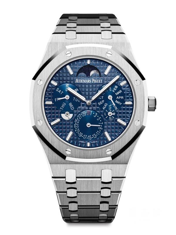爱彼皇家橡树系列RD#2超薄万年历腕表