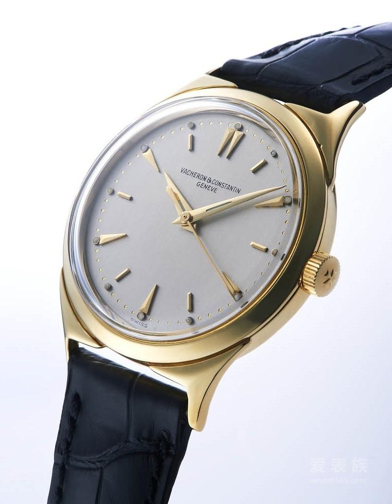 历史溯源:1956年的Ref. 6073,日内瓦地区制表商最早推出的自动上链腕表之一