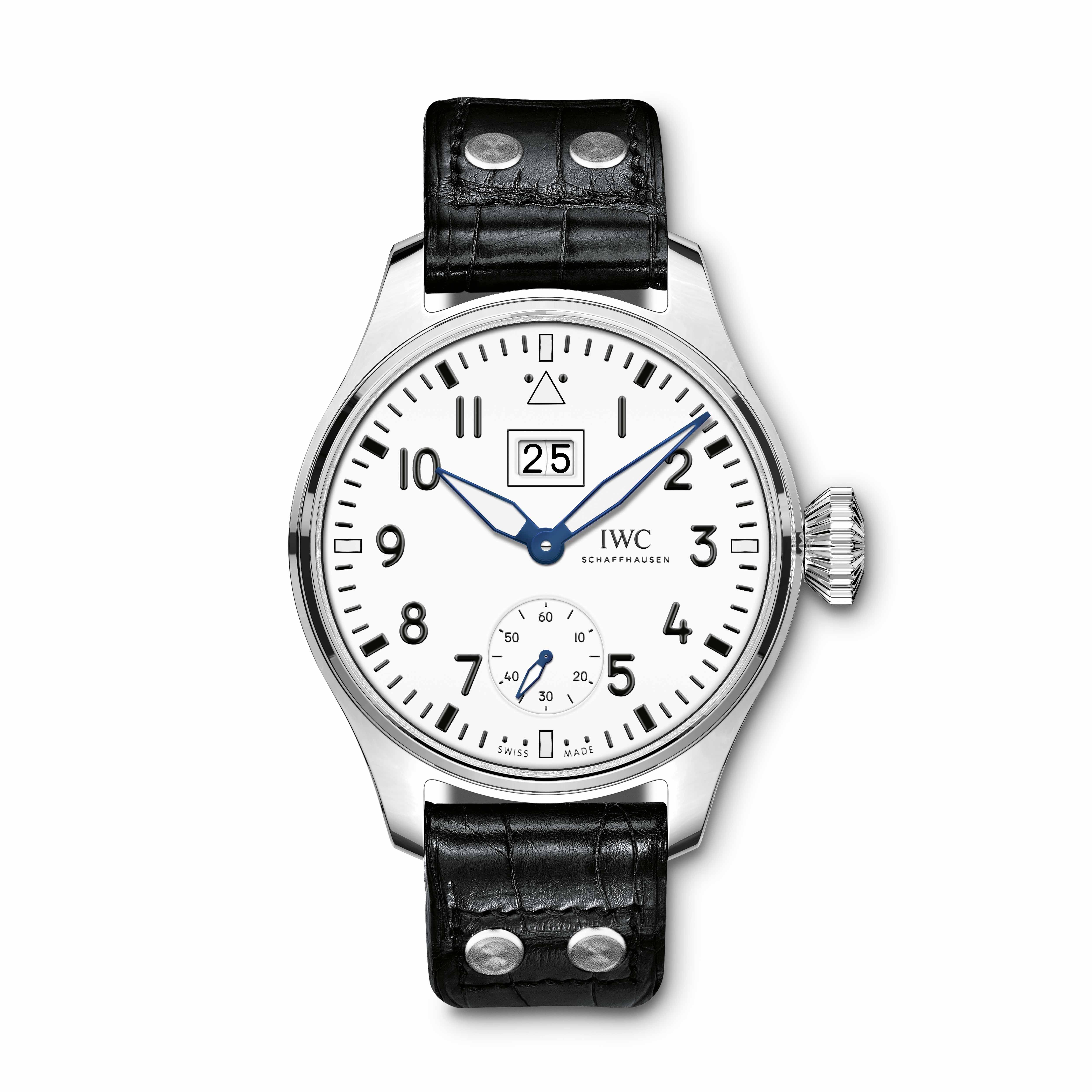 【SIHH2018】IWC万国表隆重推出漆面表盘飞行员腕表