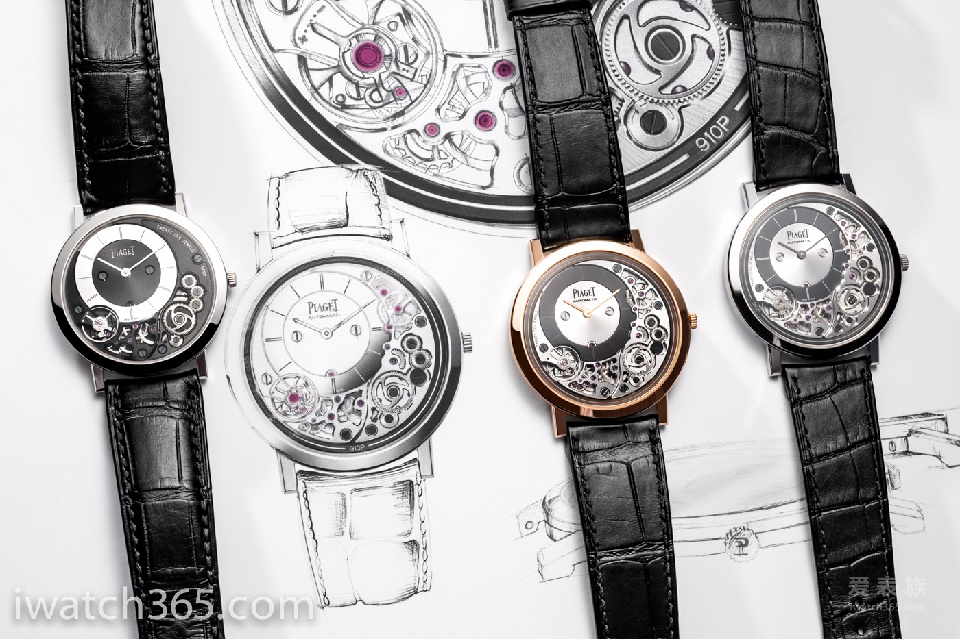 【SIHH2018】Piaget Altiplano Ultimate Automatic 至臻至薄,优雅魅力难以抗拒