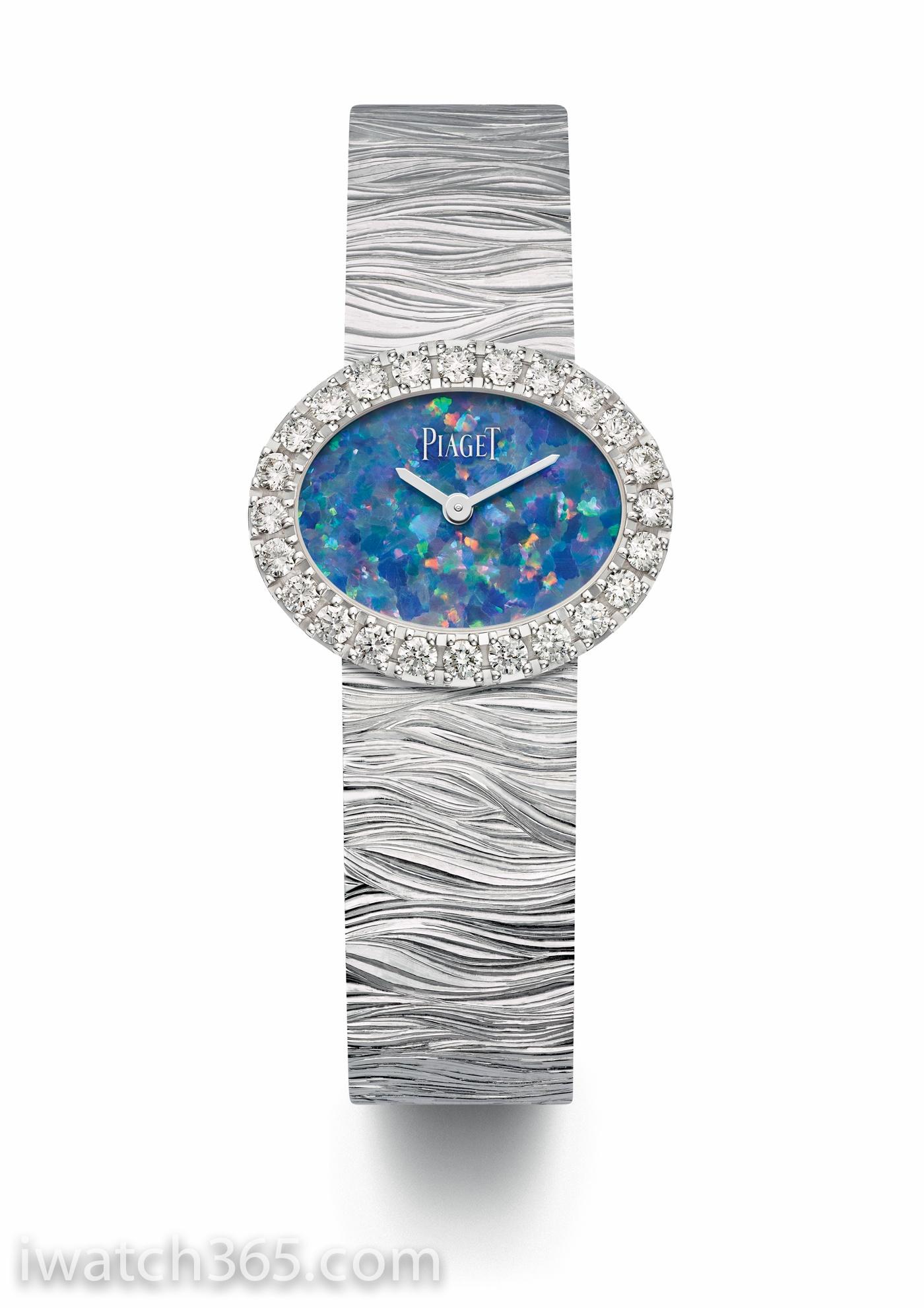 【SIHH2018】伯爵Extremely Lady系列腕表推出华丽无比的新款表带设计