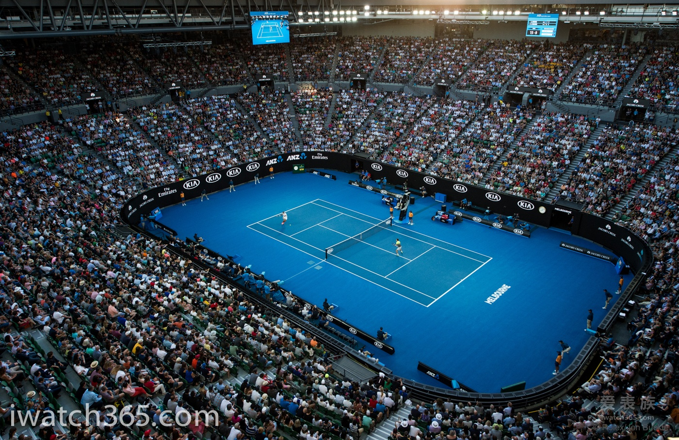 2018年澳大利亚网球公开赛已于1月15日正式开赛