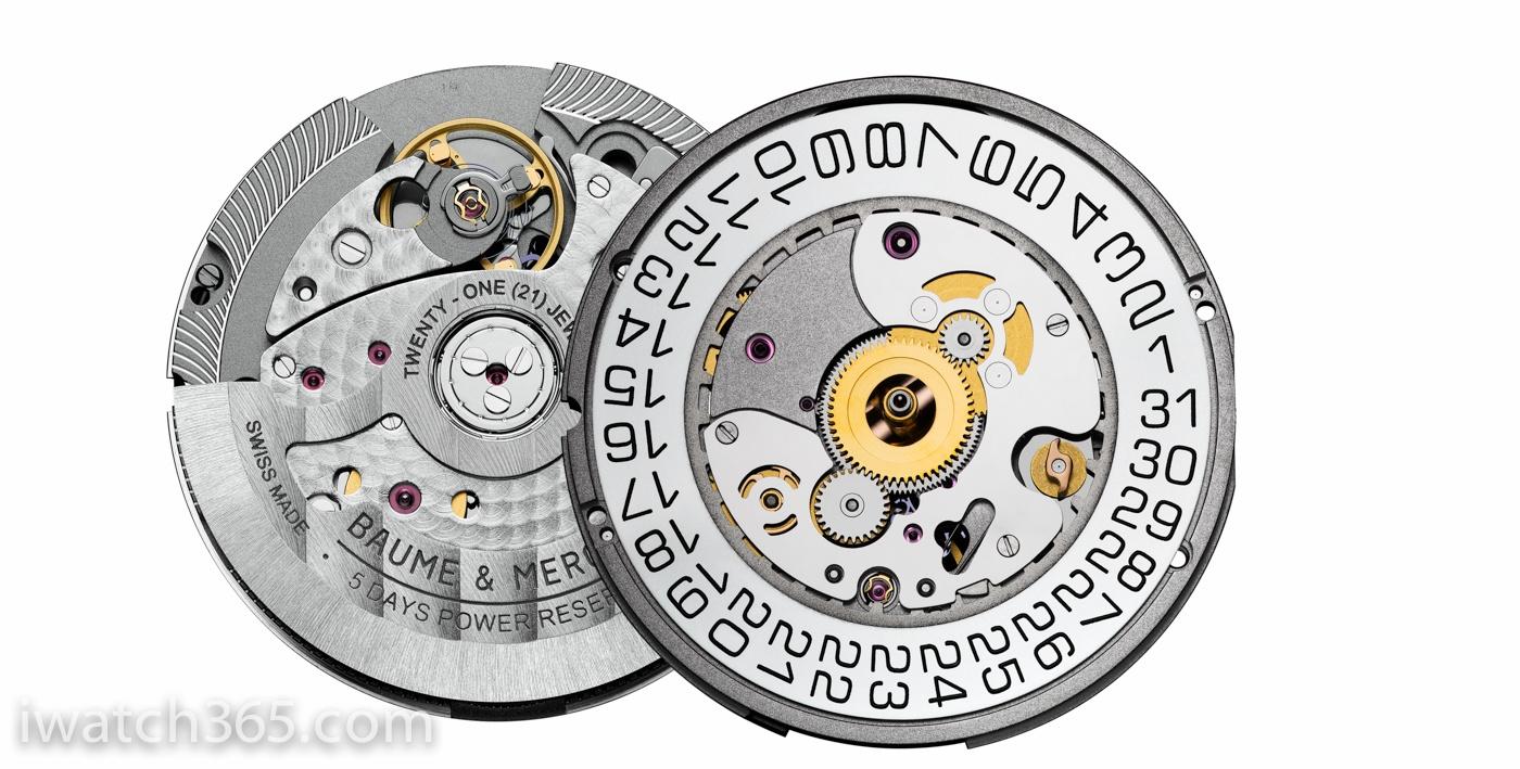 名士表以Baumatic™ BM12-1975A机芯 突破既有限制 且在四项关键领域中改善客户体验
