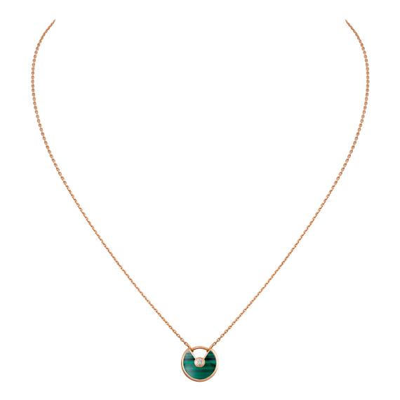 Amulette de Cartier系列项链