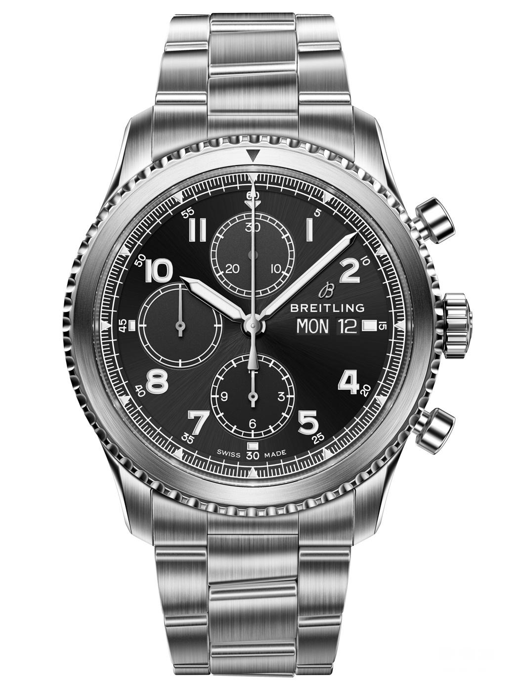 航空计时8计时腕表(Navitimer 8 Chronograph)