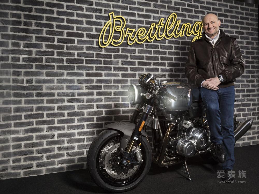 百年灵(BREITLING)和 诺顿摩托车(NORTON MOTORCYCLES): 国际品牌强强联手