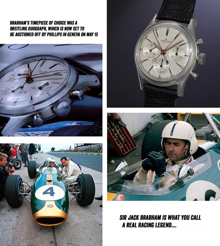 资本的力量撬动了他和他的手表