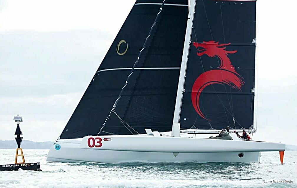 两届劳力士中国海帆船赛总冠军及冲线冠军得主郭志梁强势回归 势要再破个人纪录