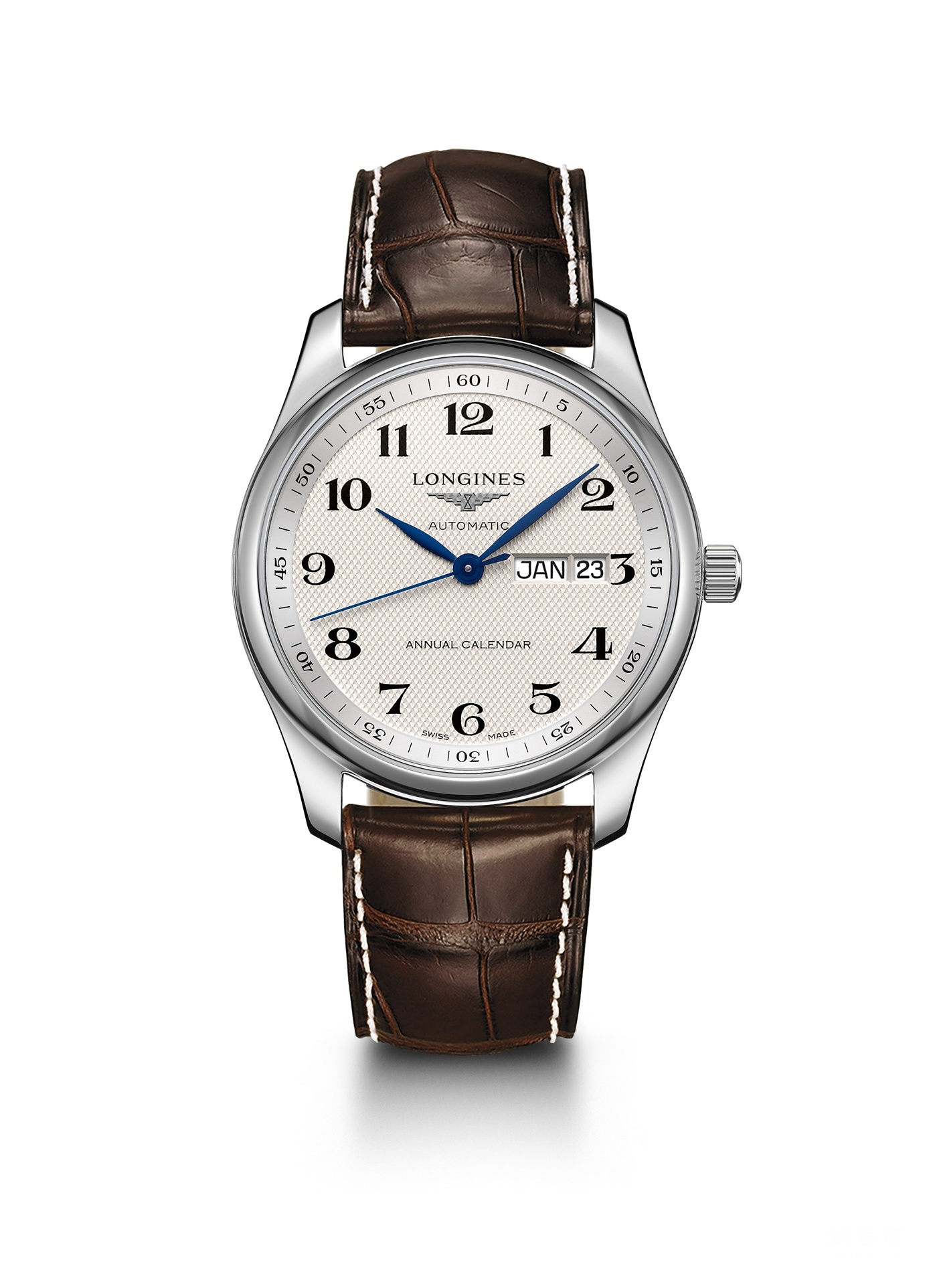 【2018巴塞尔表展】浪琴表名匠系列年历腕表展现品牌制表传统